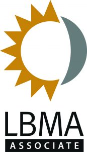 London Bullion Market Association (LBMA) logo