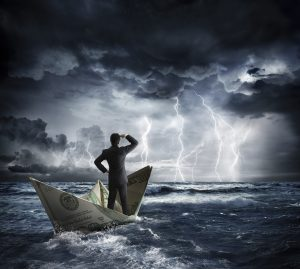 The Coming Storm for Global Financial Markets