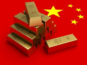 China Adds 4 Metric Tonnes to Gold Reserves in October: PBOC