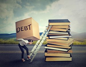 We Do These Things Because They're Easy: Our All-Consuming Dependence on Debt | BullionBuzz