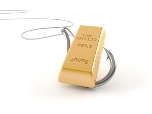 Gold Worm on The Yuan Hook | BullionBuzz