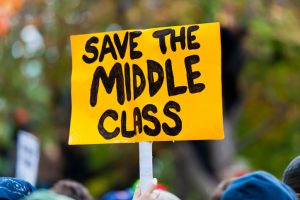 What Killed the Middle Class | BullionBuzz