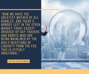 David Stockman Quote