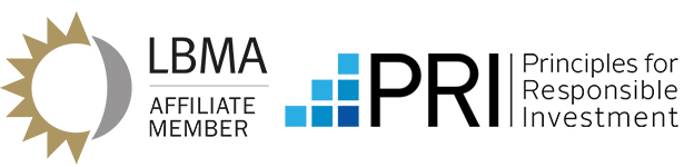 BMG is an Affiliate Member of the LBMA and Signatory to the PRI.
